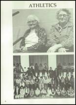 1980 Downsville Central High School Yearbook Page 34 & 35