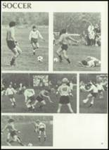 1980 Downsville Central High School Yearbook Page 36 & 37