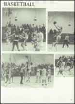 1980 Downsville Central High School Yearbook Page 40 & 41