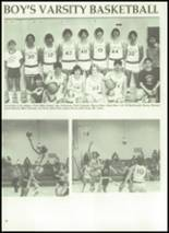 1980 Downsville Central High School Yearbook Page 42 & 43