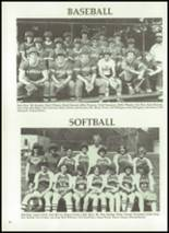 1980 Downsville Central High School Yearbook Page 44 & 45