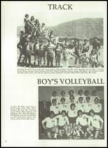 1980 Downsville Central High School Yearbook Page 46 & 47