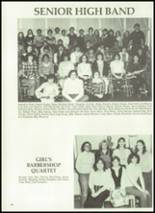 1980 Downsville Central High School Yearbook Page 50 & 51