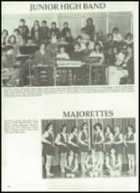 1980 Downsville Central High School Yearbook Page 52 & 53