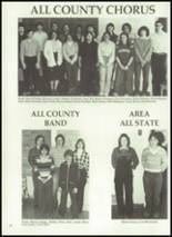1980 Downsville Central High School Yearbook Page 54 & 55