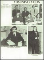 1980 Downsville Central High School Yearbook Page 56 & 57