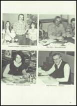 1980 Downsville Central High School Yearbook Page 62 & 63