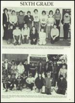 1980 Downsville Central High School Yearbook Page 70 & 71