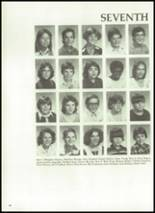 1980 Downsville Central High School Yearbook Page 72 & 73