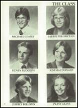 1980 Downsville Central High School Yearbook Page 82 & 83