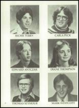 1980 Downsville Central High School Yearbook Page 86 & 87