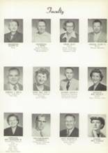 1956 Hoover High School Yearbook Page 18 & 19