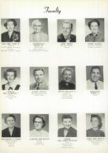 1956 Hoover High School Yearbook Page 20 & 21
