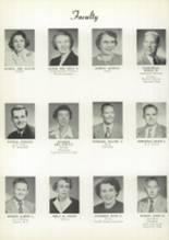 1956 Hoover High School Yearbook Page 22 & 23