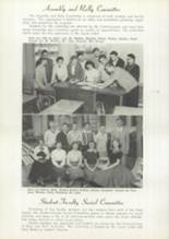 1956 Hoover High School Yearbook Page 32 & 33