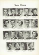 1956 Hoover High School Yearbook Page 40 & 41