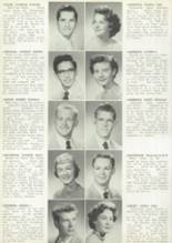 1956 Hoover High School Yearbook Page 42 & 43