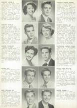 1956 Hoover High School Yearbook Page 44 & 45