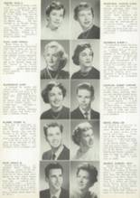 1956 Hoover High School Yearbook Page 46 & 47