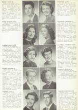 1956 Hoover High School Yearbook Page 48 & 49