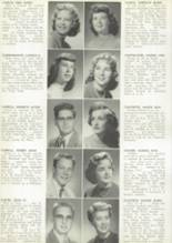 1956 Hoover High School Yearbook Page 50 & 51