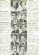 1956 Hoover High School Yearbook Page 52 & 53