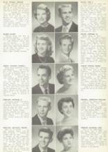1956 Hoover High School Yearbook Page 56 & 57