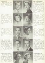 1956 Hoover High School Yearbook Page 60 & 61