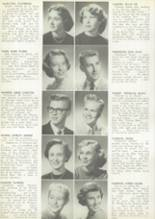 1956 Hoover High School Yearbook Page 64 & 65