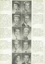 1956 Hoover High School Yearbook Page 66 & 67