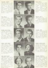 1956 Hoover High School Yearbook Page 68 & 69