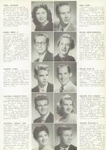 1956 Hoover High School Yearbook Page 70 & 71