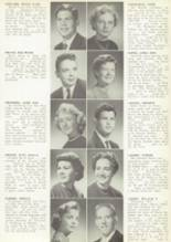 1956 Hoover High School Yearbook Page 72 & 73