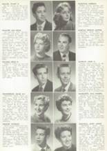 1956 Hoover High School Yearbook Page 78 & 79