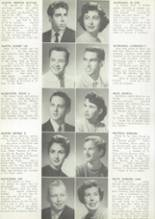 1956 Hoover High School Yearbook Page 80 & 81
