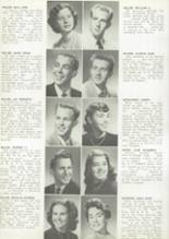 1956 Hoover High School Yearbook Page 82 & 83