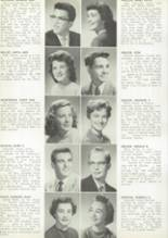1956 Hoover High School Yearbook Page 84 & 85