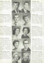 1956 Hoover High School Yearbook Page 86 & 87