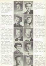1956 Hoover High School Yearbook Page 88 & 89