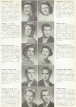 1956 Hoover High School Yearbook Page 90 & 91