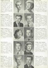 1956 Hoover High School Yearbook Page 92 & 93