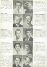 1956 Hoover High School Yearbook Page 98 & 99