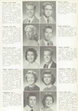 1956 Hoover High School Yearbook Page 100 & 101