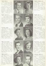 1956 Hoover High School Yearbook Page 102 & 103