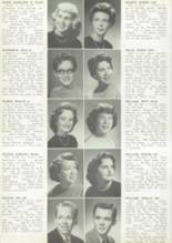 1956 Hoover High School Yearbook Page 104 & 105
