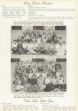 1956 Hoover High School Yearbook Page 112 & 113