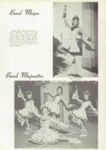 1956 Hoover High School Yearbook Page 134 & 135