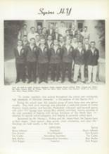 1956 Hoover High School Yearbook Page 152 & 153