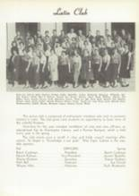 1956 Hoover High School Yearbook Page 162 & 163