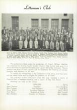 1956 Hoover High School Yearbook Page 164 & 165